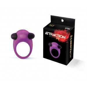 Mai silicone vibrating ring