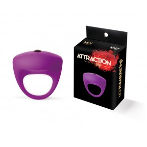 Vibrating ring silicone mai No. 67 lilac